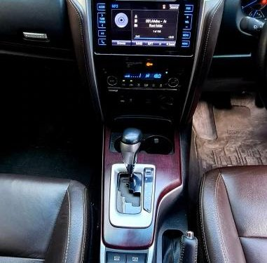 Toyota Fortuner 2.8 4WD AT 2017 AT for sale in Chennai