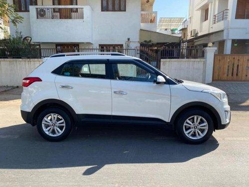 Used Hyundai Creta 2018 MT for sale in Ahmedabad