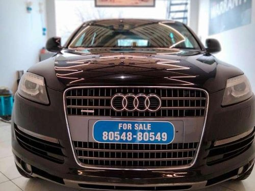 Used 2009 Audi Q7 AT for sale in Ludhiana