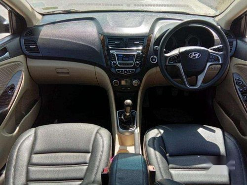 Used Hyundai Verna 1.6 VTVT S Option 2015 MT in Ahmedabad