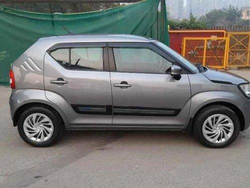 Used Maruti Suzuki Ignis 1.2 Delta 2018 MT in Ghaziabad