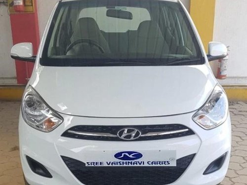Used Hyundai i10 2012 MT for sale in Coimbatore