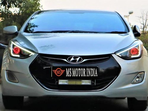 Used 2012 Hyundai Elantra AT for sale in Kolkata