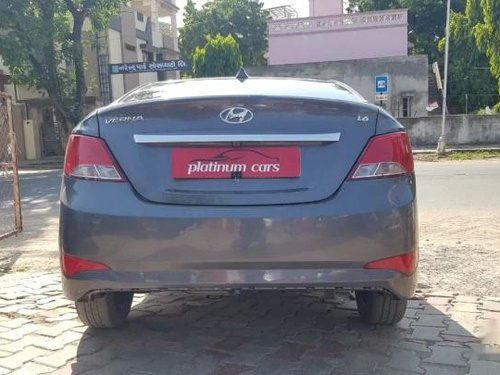 Used Hyundai Verna 2015 MT for sale in Ahmedabad
