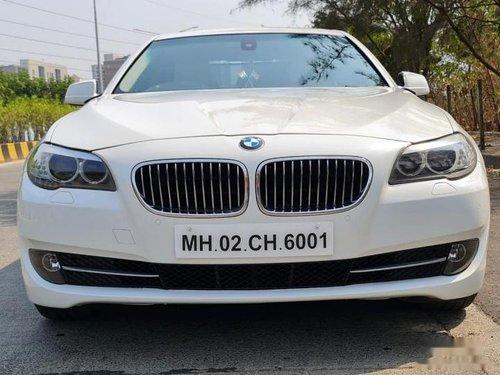 2012 BMW 5 Series 520d Sedan AT for sale in Mumbai