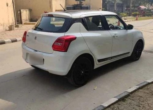 Used Maruti Suzuki Swift AMT ZXI 2018 AT for sale in Gurgaon