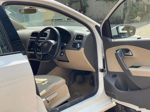 Used Volkswagen Vento 2016 AT for sale in Mumbai