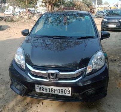 Used 2017 Honda Amaze MT for sale in Faridabad