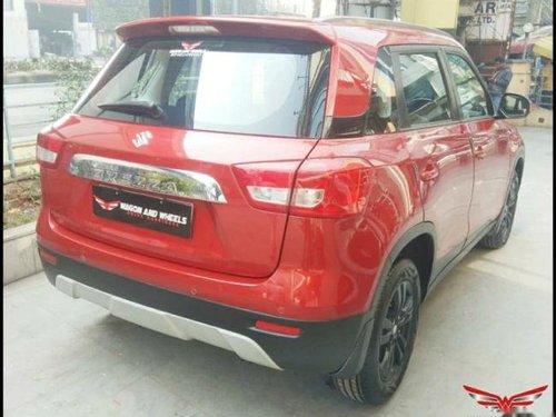 Used Maruti Suzuki Vitara Brezza 2019 AT for sale in Kolkata