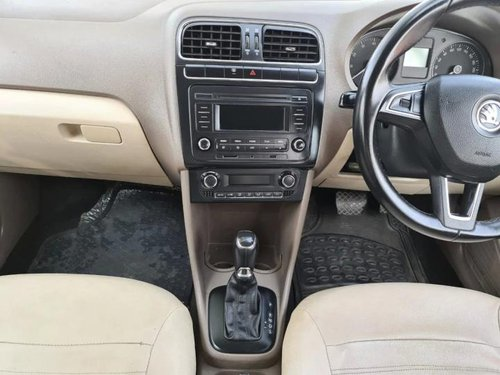 Used Skoda Rapid 2014 AT for sale in Pune
