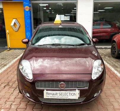 Used Fiat Punto 2013 MT for sale in Chennai