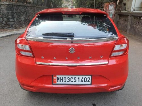 Used Maruti Suzuki Baleno 2017 MT for sale in Mumbai