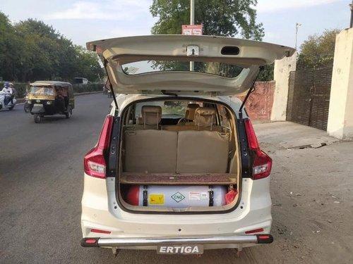 Used 2019 Maruti Suzuki Ertiga MT for sale in Jaipur