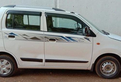 Used Maruti Suzuki Wagon R LXI 2014 MT for sale in Mumbai