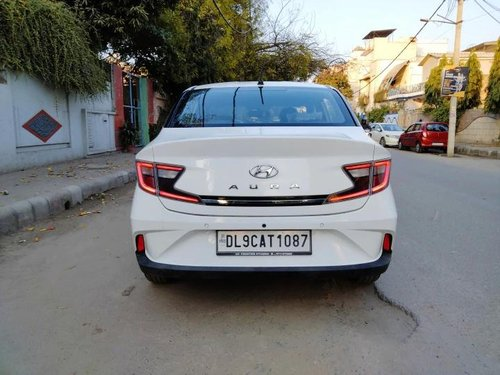 Used Hyundai Aura 2020 AT for sale in New Delhi