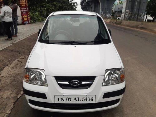 Used Hyundai Santro Xing 2007 AT for sale in Chennai -2