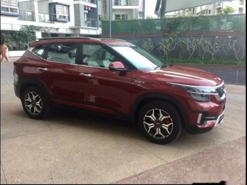 Used Kia Seltos 2019 AT for sale in Bangalore
