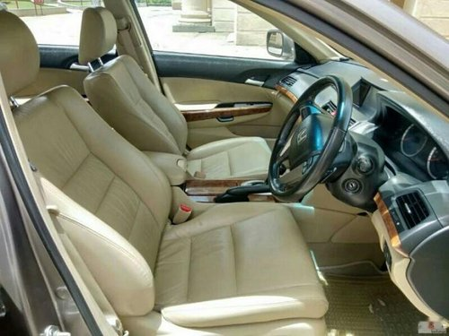 Used 2013 Honda Accord AT for sale in Thane -5