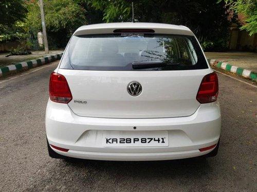 Volkswagen Polo 1.2 MPI Comfortline 2018 MT in Bangalore