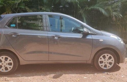 Used 2015 Hyundai i10 MT for sale in Hyderabad