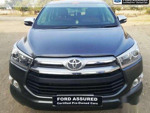 Used 2016 Toyota Innova Crysta MT for sale in Aurangabad