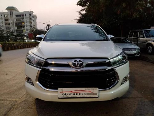 Used Toyota Innova Crysta 2019 AT for sale in Mumbai