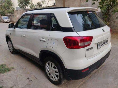 Used Maruti Suzuki Vitara Brezza 2018 MT for sale in Hyderabad