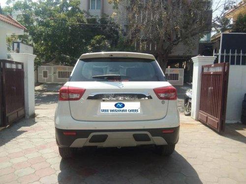 Used 2018 Maruti Suzuki Vitara Brezza MT in Coimbatore