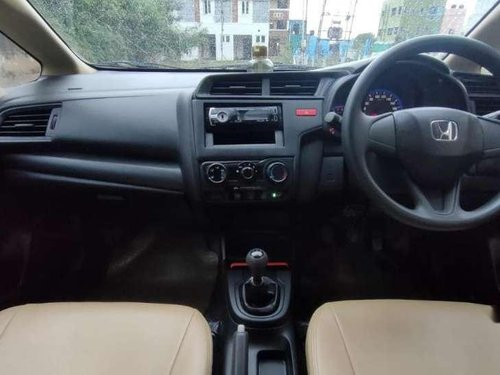 Used Honda Jazz 2015 MT for sale in Chennai