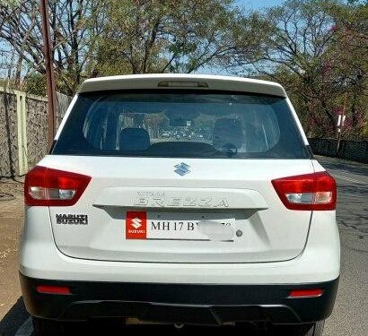 2018 Maruti Suzuki Vitara Brezza MT for sale in Nashik