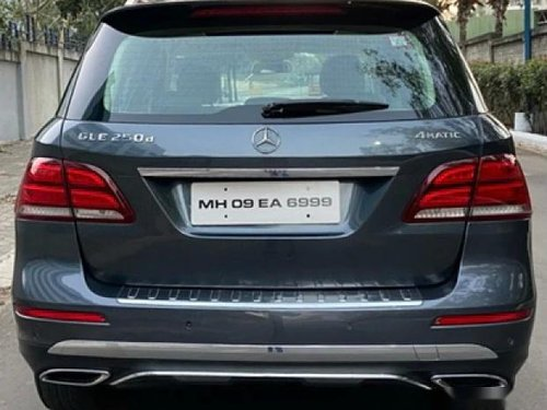 Used 2016 Mercedes Benz GLE AT for sale in Pune