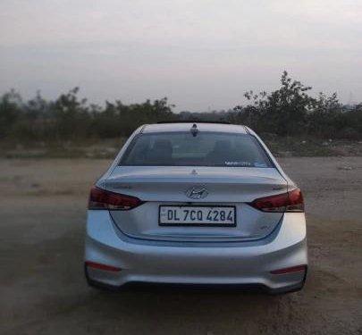 Used Hyundai Verna CRDi 1.6 SX Option 2018 MT in New Delhi
