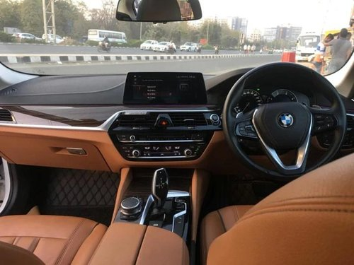 Used 2019 BMW 5 Series AT for sale in Ahmedabad