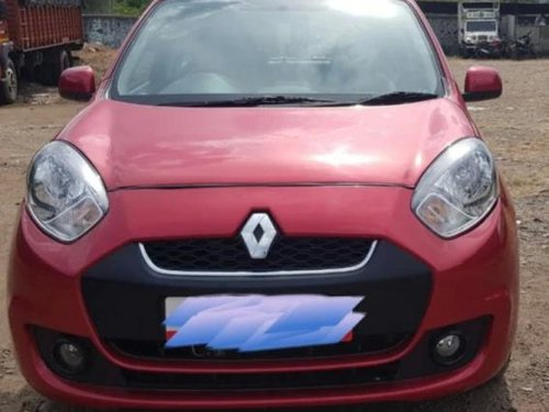 Used Renault Pulse RxL Optional 2013 MT for sale in Pune