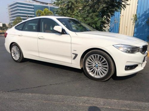 Used BMW 3 Series GT Luxury Line 2016 AT in Mumbai