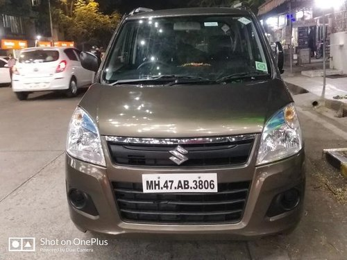 Maruti Suzuki Wagon R CNG LXI 2018 MT for sale in Mumbai