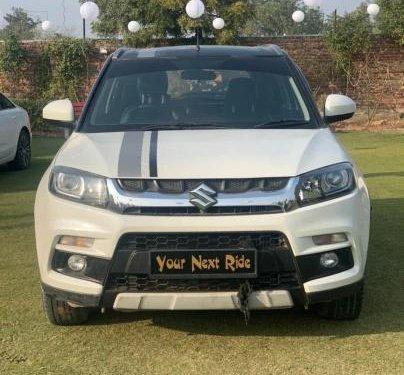 Maruti Suzuki Vitara Brezza 2019 MT for sale in New Delhi
