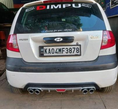 2008 Hyundai Getz 1.1 GVS Option MT for sale in Bangalore