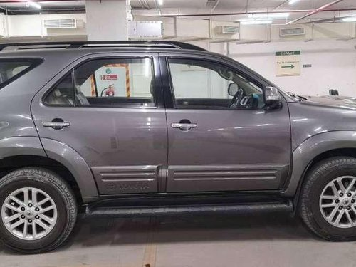 Used Toyota Fortuner 2012 AT for sale in Coimbatore
