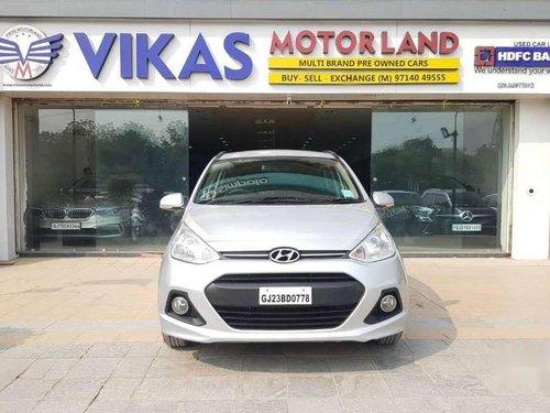 Used Hyundai Grand i10 2015 AT for sale in Rajkot
