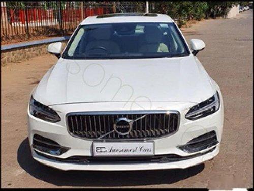 2018 Volvo S90 D4 Inscription AT in Mumbai