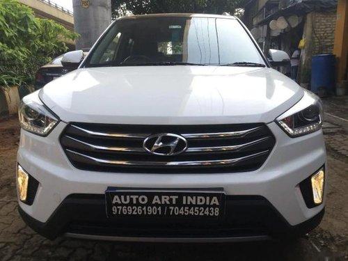 Used Hyundai Creta 1.6 CRDi SX Option 2017 MT in Mumbai