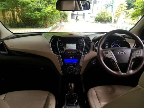 Used Hyundai Santa Fe 2014 AT for sale in Bangalore -2