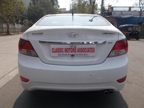 Used Hyundai Verna 2014 MT for sale in Mumbai -9