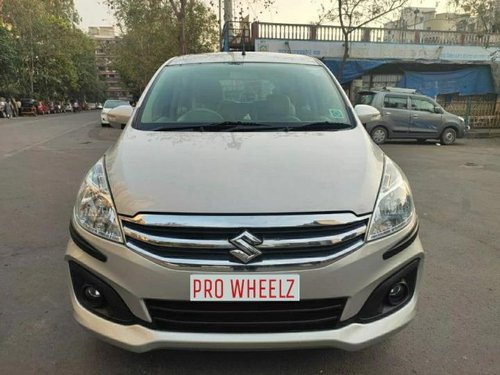 Maruti Suzuki Ertiga VXI CNG 2017 MT for sale in Mumbai