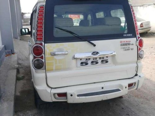 Used 2011 Mahindra Scorpio MT for sale in Hyderabad
