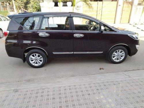 2017 Toyota Innova Crysta 2.4 VX MT for sale in Gurgaon