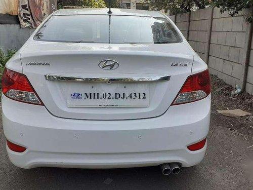 Used Hyundai Verna 2014 MT for sale in Nashik