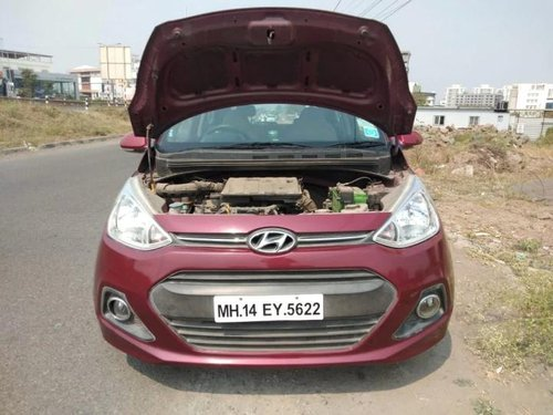 Used 2015 Hyundai Grand i10 AT for sale in Pune