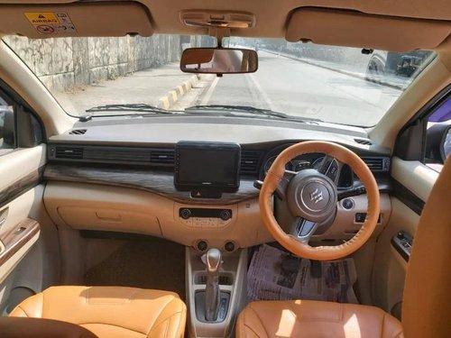 Used 2020 Maruti Suzuki Ertiga AT for sale in Mumbai